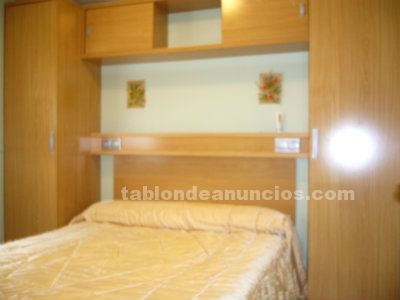 Se vende movil home instalado en camping valle de tena
