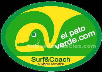 Surfcoach & outdoors education