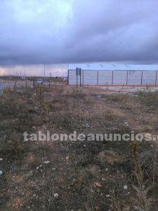 Se vende solar industrial en villarrobledo