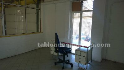 Se alquila nave industrial / comercial