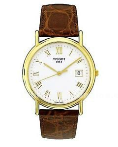 New tissot t-gold carson mens watch