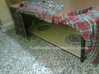 Tabl n de anuncios com venta de mesa 8 sillas y 4 for Muebles de segunda mano en ciudad real