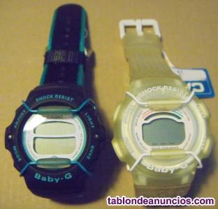 Relojes casio de colección nuevos
