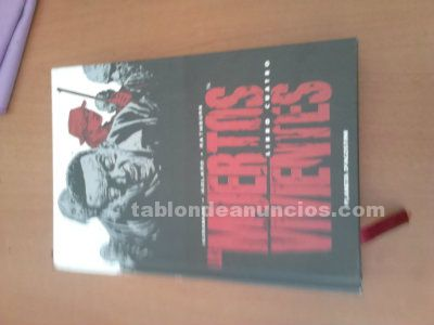 Vendo walkingdead volumen 4