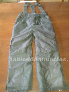 PANTALON ESQUI KILTEC JUNIOR