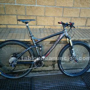 Bicicleta ghost amr 29""
