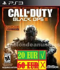 Call of duty black ops 3 (ps3) (digital) entrega inmediata fiabilidad 100%