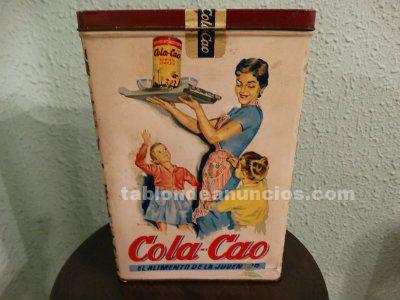 Caja Cola Cao edición Habichuelas