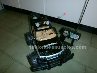 Radio control ford himalaya expedition