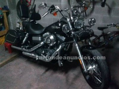 Se vende harly davidson
