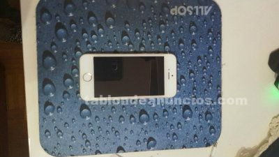 Iphone 5s libre perfecto estado y funcionamiento