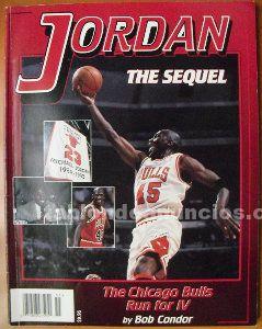 Michael jordan - libro ''the sequel'' - retorno de 1995 - nba