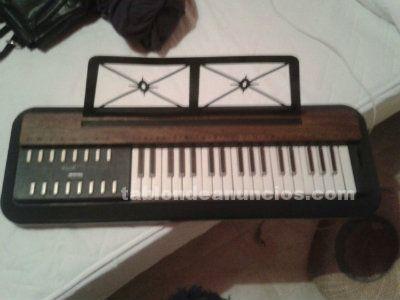 Organo electrico graber rogg inc clasico de los 70