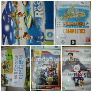 Wii espacial edition