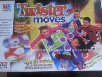 Juego twister moves