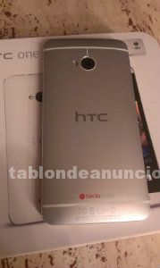 Vendo htc one m7 32 gigas libre