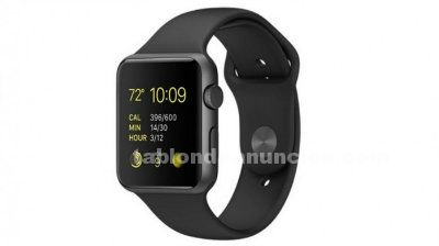Apple wacht 38mm negro
