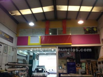 Nave industrial muy comercial
