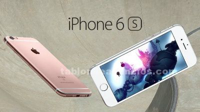 Réplica iphone 6s rosa