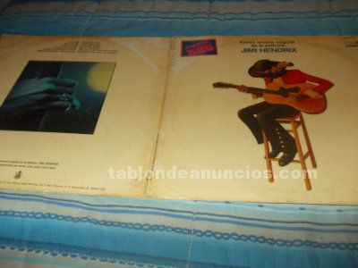 Soundtrack recordings from the film jimi hendrix 2lps