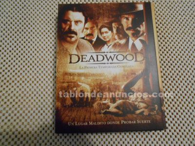 Deadwood ( dvd 1ª temporada)