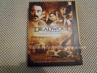 Deadwood ( dvd 1ª temporada)