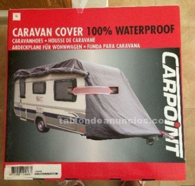 Funda xl caravana 100€ carpoint
