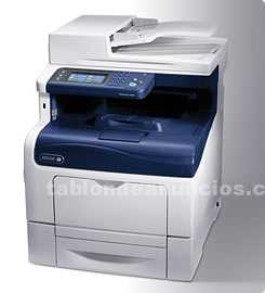 Impresora xerox workcentre 6605