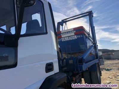 Alquiler de contenedores de obra en Madrid