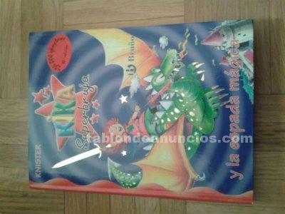Lilbro Kika superbruja y la espada mágica