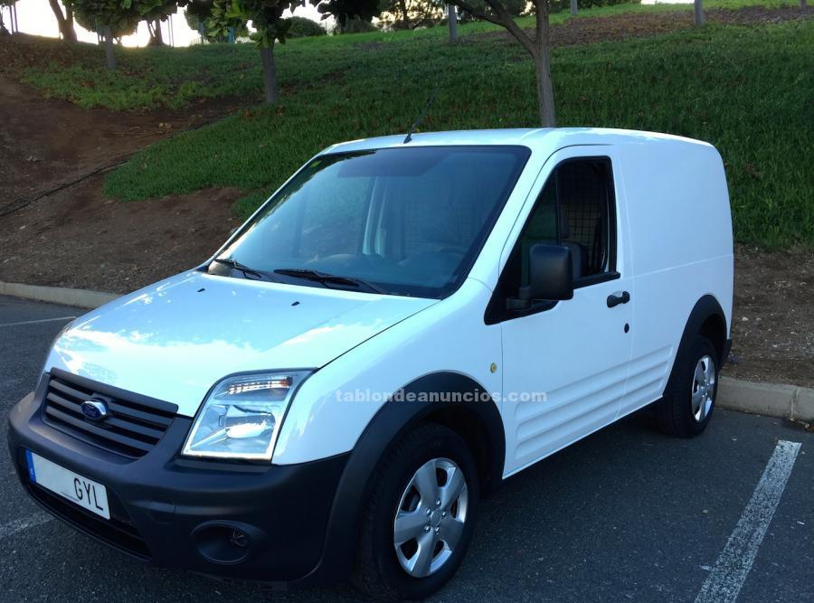 Ford transit connect 1.8 tdci 110cv freespace 210 s, 110cv, 5p del 2009