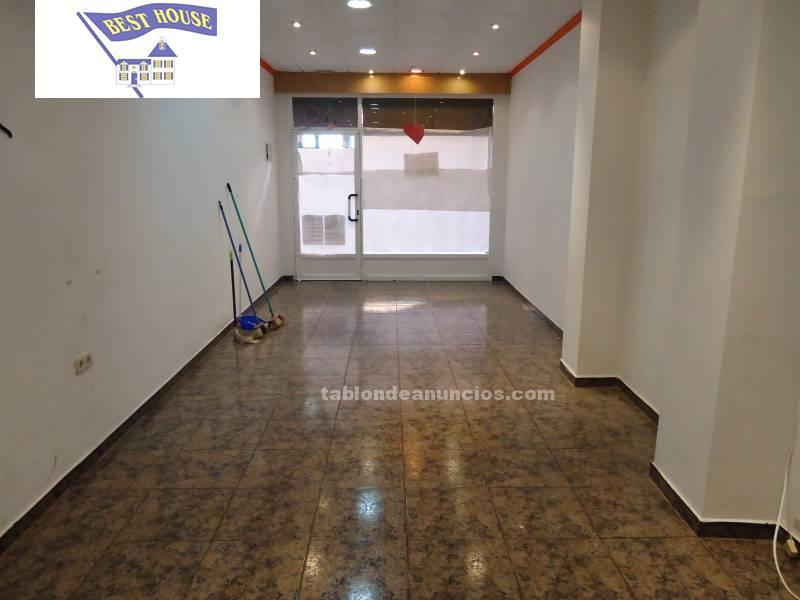 Local comercial best house vende o alquila local