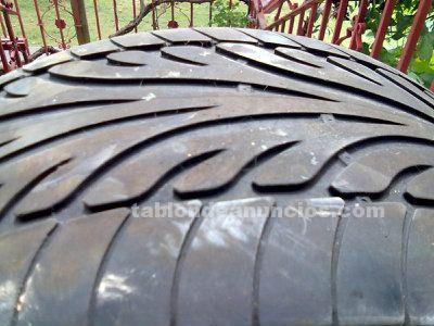 Dunlop sp sport 9000 usado 225/45zr17