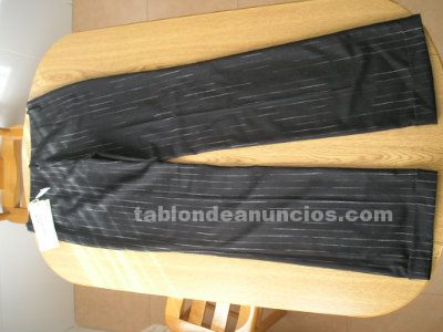 Pantalon negro marca killah