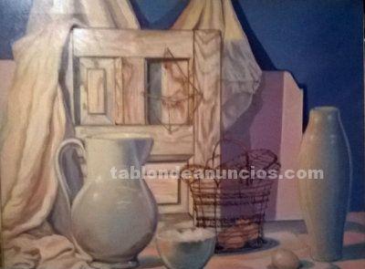 Se venden lienzos originales