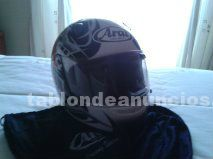 Vendo casco arai