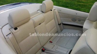 Vendo bmw cabrio impecable