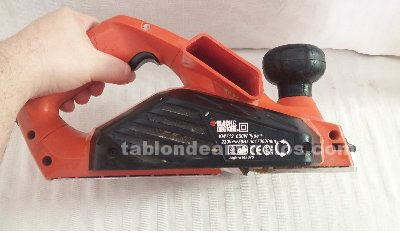 Cepillo eléctrico kw712 black and decker