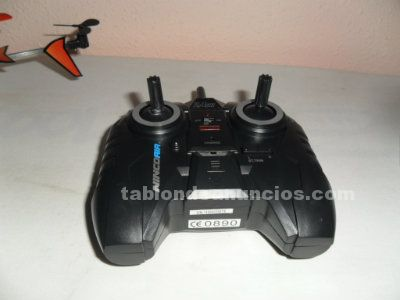 Helicopter ninco air graphite max indestructible