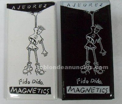 Juegos magneticos fido dido