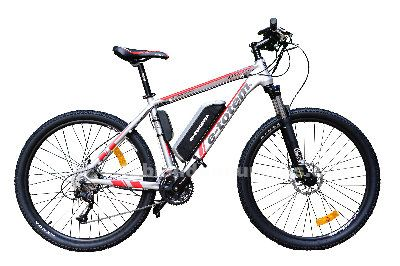 Mountain bike electrica rueda 27,5 y 27 marchas