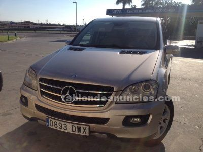 Se vende mercedes benz ml 320 cdi gasoil full equip