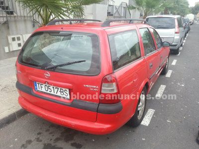 Vendo opel vectra caraban