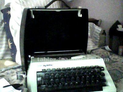 Maquina d escribir