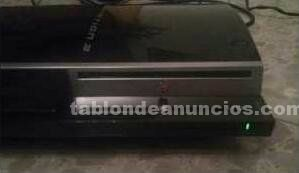 Se vende ps3 40gb