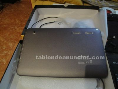 Tablet sunstech 10, 1p+funda teclado