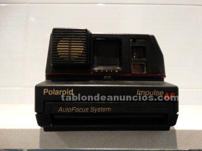 Cámara instantánea polaroid inpulse af