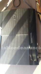 PS3 SLIM 500GB JUEGOS MANDO CASCOS PLAY MOVE