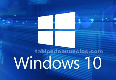 Nuevo windows 10 profesional. Programa original+key.