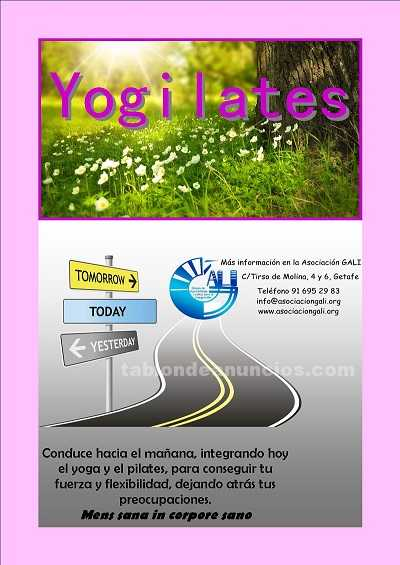 Yogilates y medi-yoga